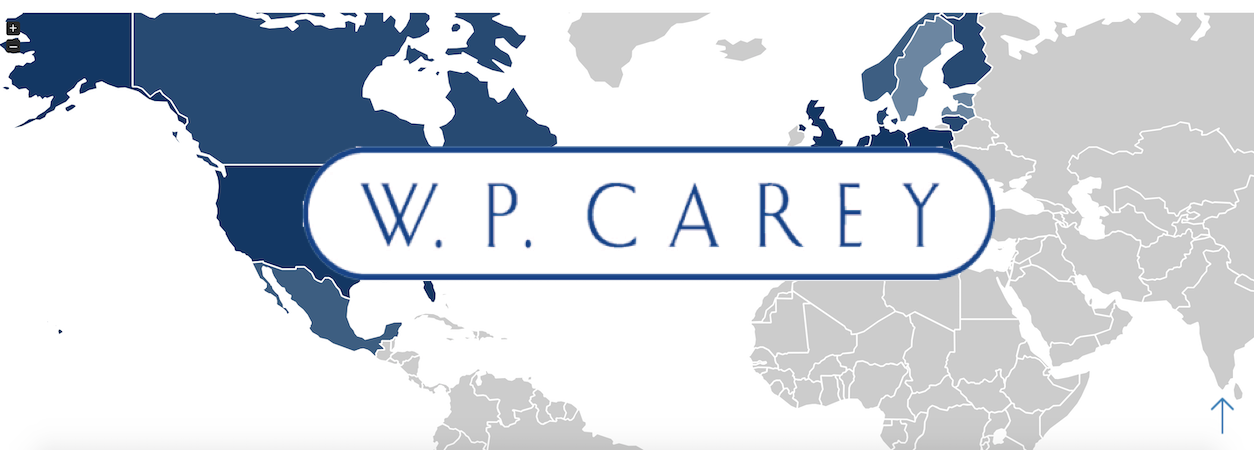 WP Carey – WPC REIT