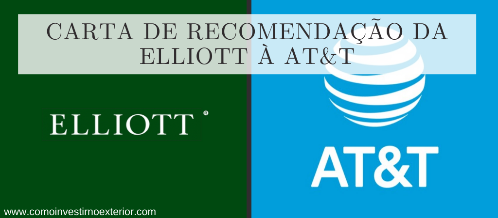 Carta da Elliott Management à AT&T Inc.