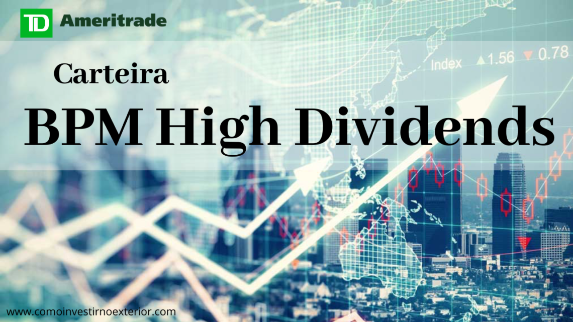 Carteira BPM High Dividend