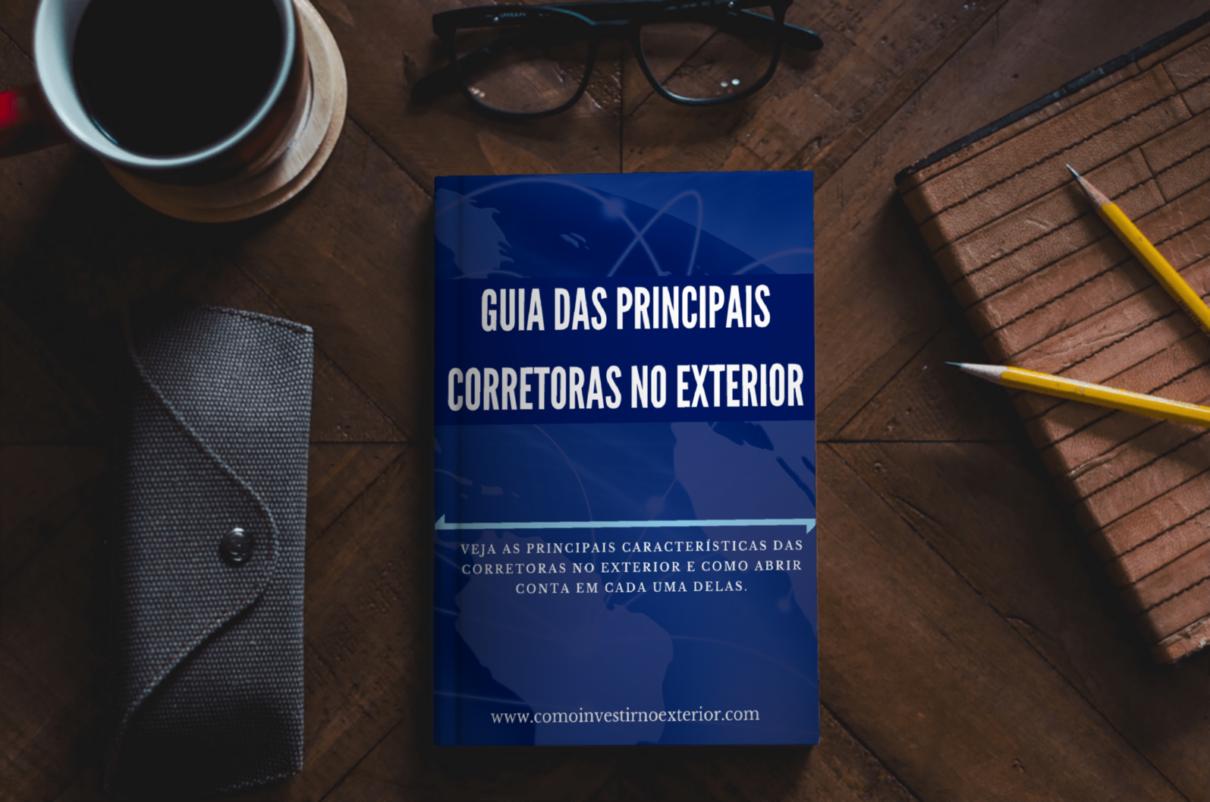 e-book corretoras no exterior