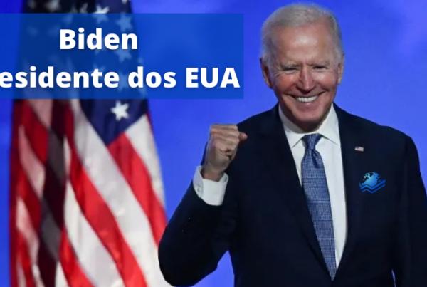Biden eleito