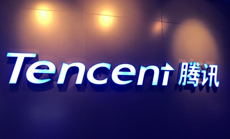 Tencent chinesa