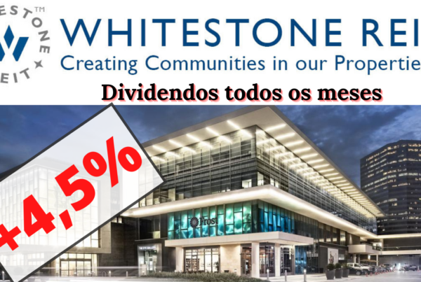 Whitestone REIT